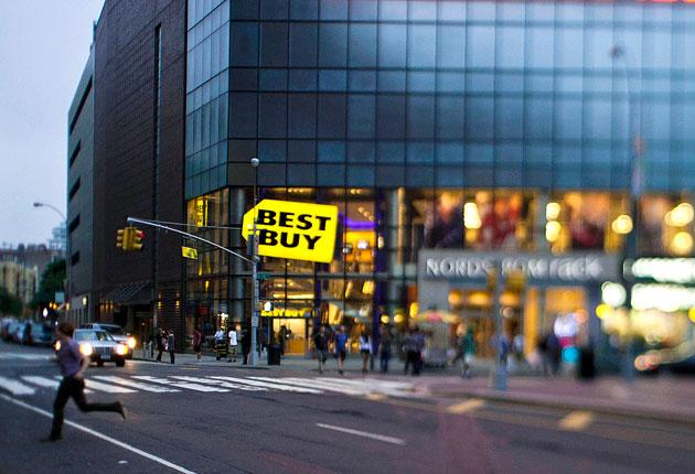 Best Buy's lawyers are pursuing several firms over the use of 'geek' to refer to employees