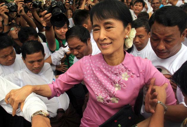 Aung San Suu Kyi smuggled out two speeches for this year's Reith Lectures