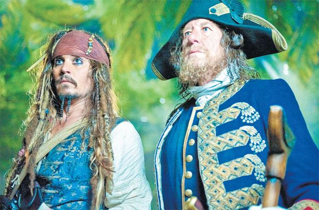 3D in its latest incarnation, in Pirates of the Caribbean, has had a mixed reception