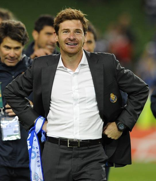 Villas-Boas looks bound for Chelsea