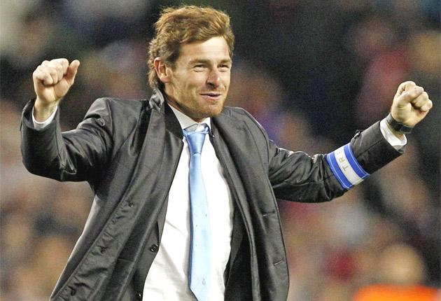 Villas-Boas is expected to be given a three-year contract at Chelsea that will earn him around £4.5m a year