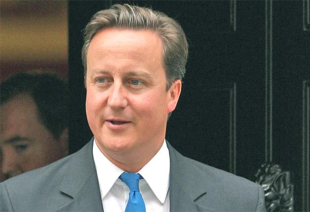 David Cameron: 'The public need to know that dangerous criminals will be locked up for a very long time'