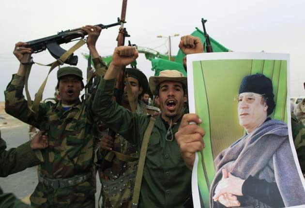 Amnesty has found no solid evidence of the abuse claims levelled at Gaddafi supporters
