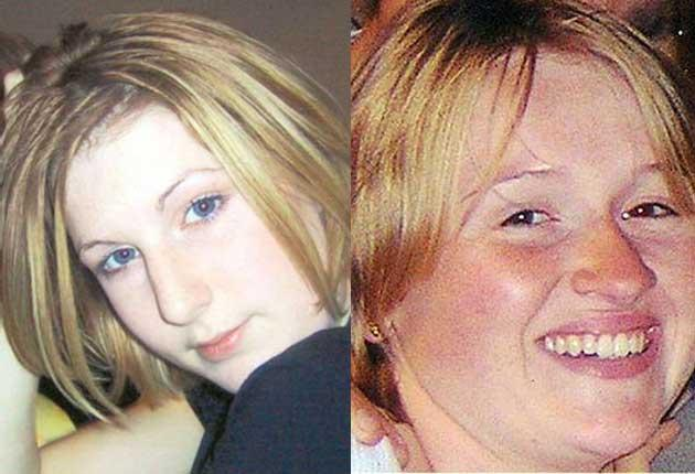 Marsha McDonnell, left, killed by Bellfield in 2003, and Amelie Delagrange, right, murdered in 2004