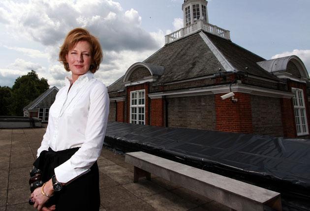 Julia Peyton-Jones, director of the Serpentine Gallery