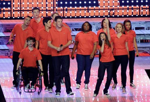 Completely overwhelming package of talent: 'Glee'