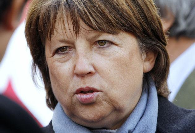 Aubry is dismissed by President Sarkozy as a drab leftist with no charisma
