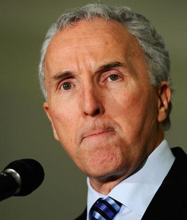 Car-park magnate Frank McCourt acquired the LA Dodgers in 2004