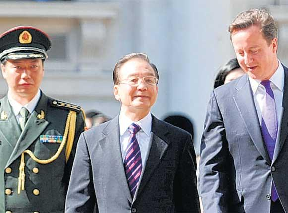 As much as David Cameron may try to impress Wen Jiabao, the truth is that China has far more important economic partners than Britain