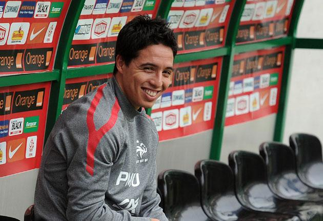 Chelsea could join the list of clubs trying to tempt Samir Nasri away from Arsenal