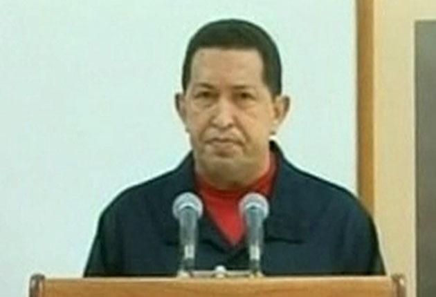 Hugo Chavez: The Socialist President went to Cuba to have an abscess removed, but cancerous cells were detected and a second operation was required