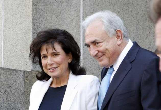 Dominque Strauss-Kahn had been widely seen as the leading contender in the 2012 election