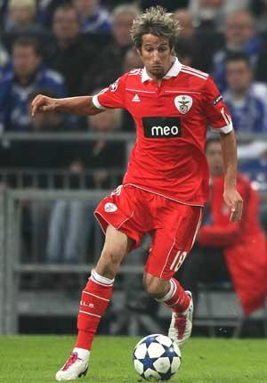 Coentrao played on the left-wing for Benfica last season but is expected to be deployed at left-back at Real Madrid