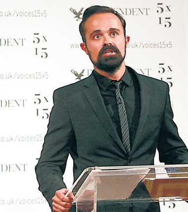Evgeny Lebedev said a free press is 'as much a part of our democracy as free'