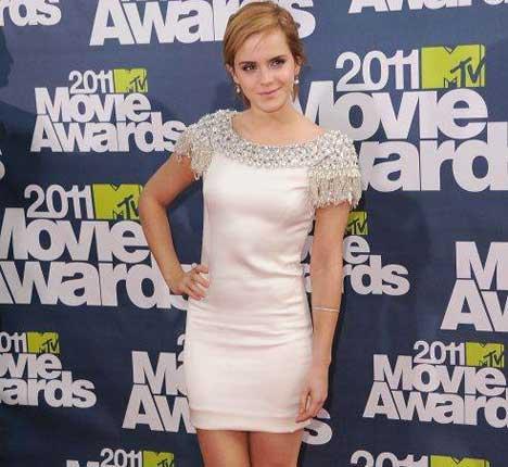 Emma Watson refuses to wear any fragrances