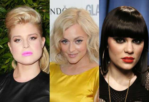 Kelly Osbourne gave up alcohol in 2009 after three stints in rehab. Fearne Cotton gave up drinking in 2008. Jessie J does not drink or smoke
