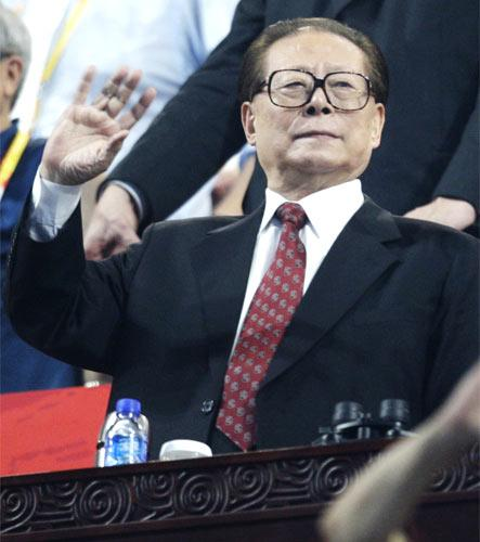 Jiang Zemin became China's supreme leader after the Tiananmen crackdown