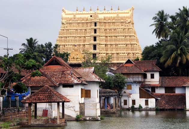 The horde was found at the Sri Padmanabhaswamy temple in Kerala, India