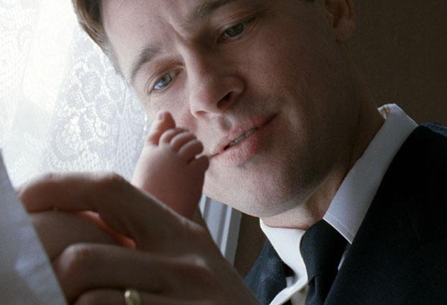 Brad Pitt shakes off his golden boy sheen to give a commanding performance as a father