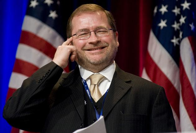 Grover Norquist's 'Americans for Tax Reform' wields huge influence among Republican law-makers