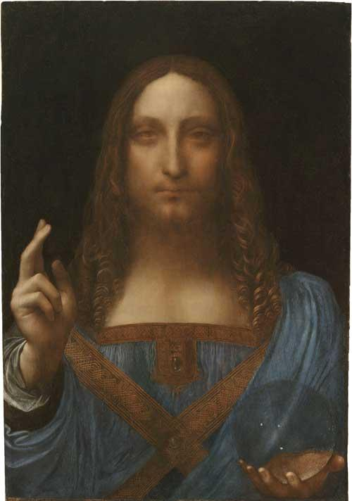 The Da Vinci painting, once sold for £45, that is now thought to be worth £120m