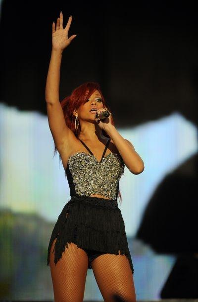 Pop star Rihanna is set to release her sixth album in November.