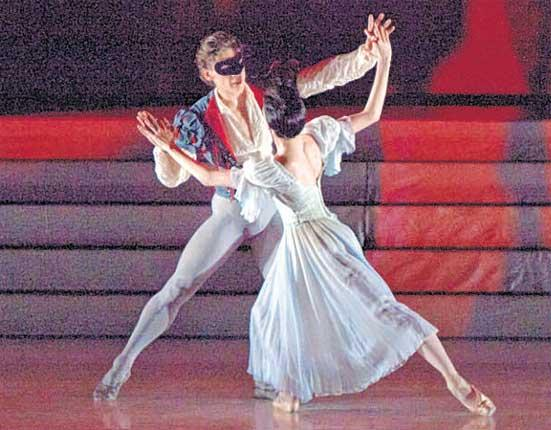 A fine romance: Natalia Osipova and Ivan Vasiliev