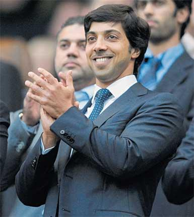 Sheikh Mansour may have to show the sponsorship deal with Etihad does not compromise Manchester City