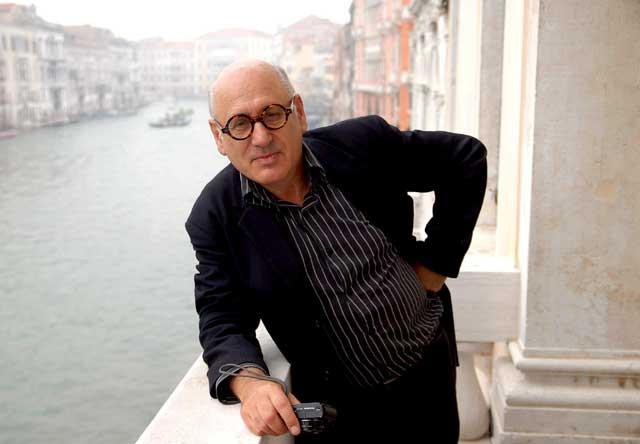 Russian epic in his sights: Michael Nyman