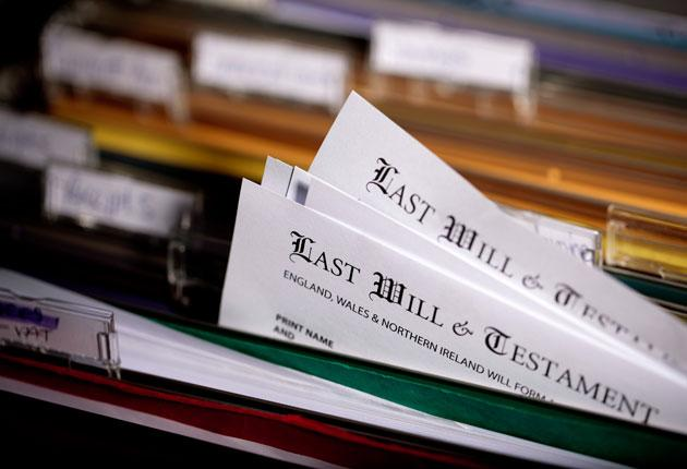 The Legal Services Consumer Panel has called for the wills industry to regulated