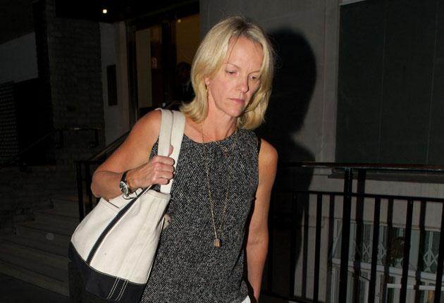 Elisabeth Murdoch (above) is said to have played a major part in Rebekah Brooks's resignation