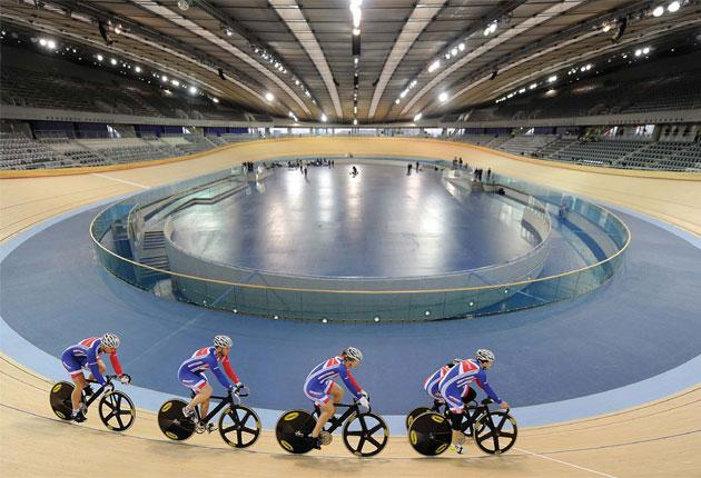 The Velodrome will become a hub for all types of cycling after the Games
