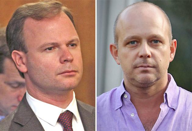 Craig Oliver, the PM's head of communications, and Steve Hilton, David Cameron's director of strategy