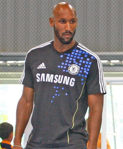 Nicolas Anelka: 'Perhaps you are seeing who I really am. When I first came to England nobody knew what I was about'