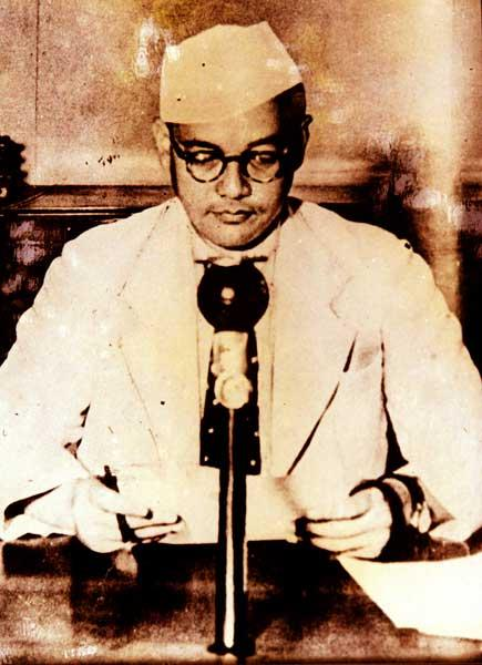 Paradoxes of a revered leader: Subhas Chandra Bose