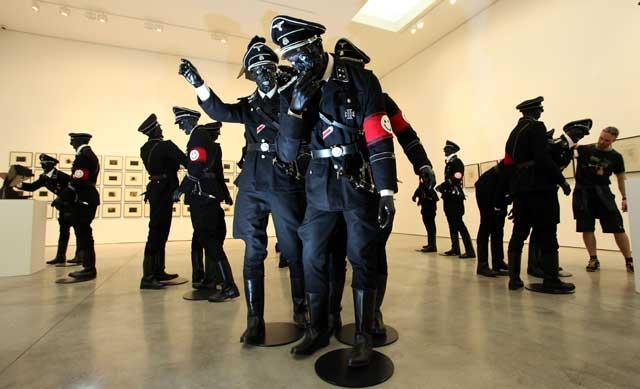 New model army: Installations from an exhibition by Jake and Dinos Chapman