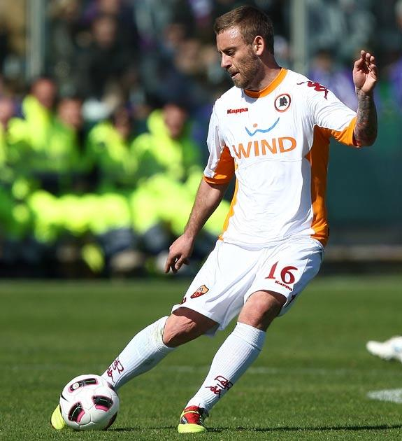 <b>Daniele de Rossi </b><br/> <b>Roma to Chelsea, Man City</b><br/> <b>£25-30 million</b><br/> Despite spending his entire career at his boyhood club, De Rossi and Roma have failed to agree terms over a new contract. The combative, all-action midfielder