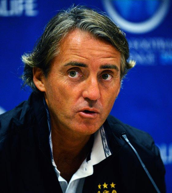 Mancini wants new recruits