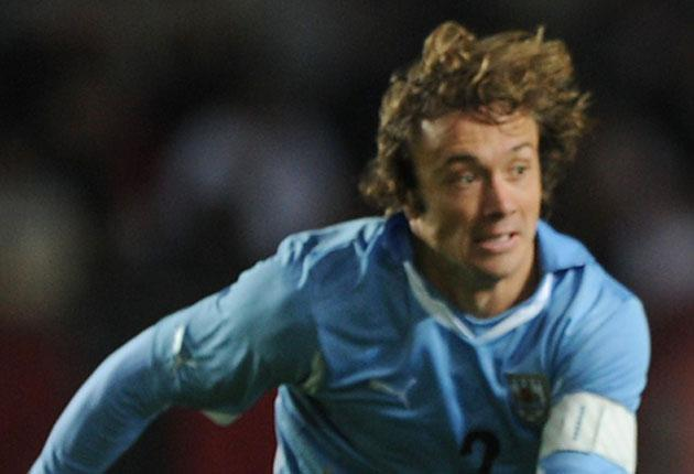 Diego Lugano: Uruguay's captain dismisses talk of a new order in South American football but claims his side have 'become harder to get good results against'