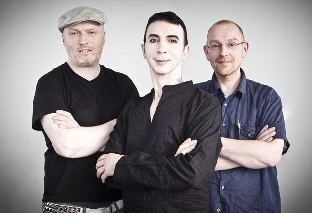 Black Magic: Mark Ravenhill, Marc Almond and Stewart Laing will collaborate for Ten Plagues