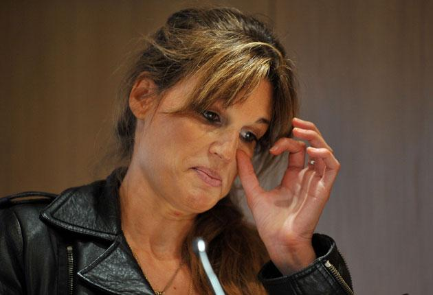 Jemima Khan was one of the speakers at the Refugee Council's anniversary event