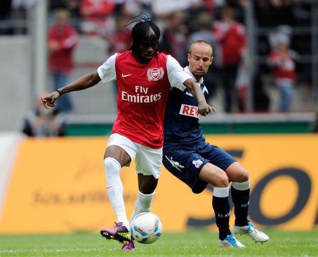 Gervinho was signed in a deal thought to be around £11m