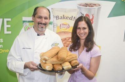 Fast-food chain Subway has changed its bread recipe, adding calcium and vitamin D.