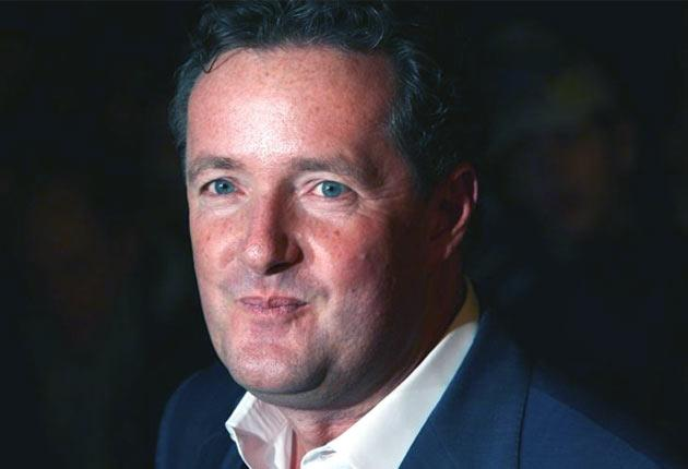 Piers Morgan, a former editor of the News of the World, has denied a series of accusations that he was implicated in the phone-hacking scandal