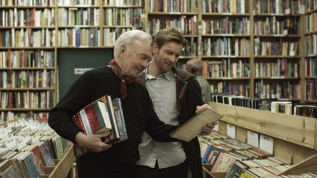 Whole new chapter: Christopher Plummer and Ewan McGregor play father and son in comedy drama 'Beginners'