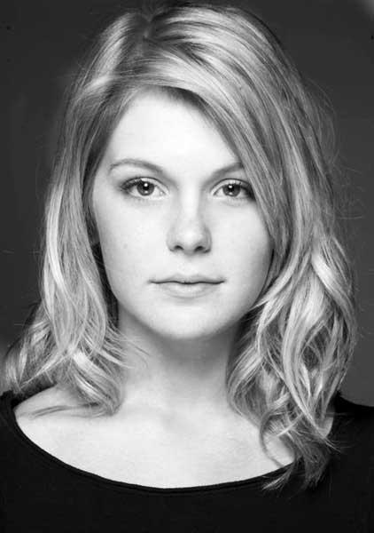 Face to watch: Hannah Arterton is set to make her professional debut alongside Tracey Ullmann in Stephen Poliakoff's new play My City