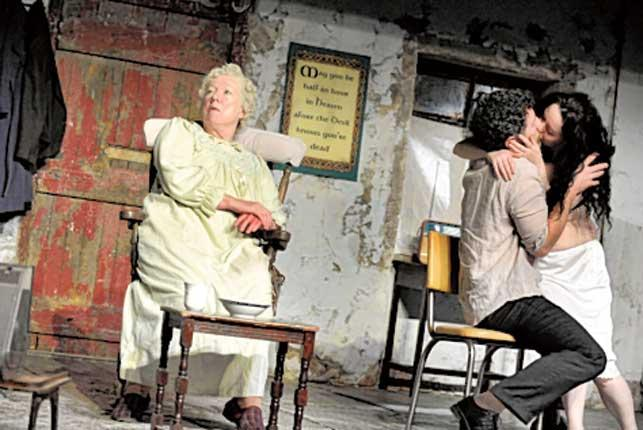 Blackly hilarious: The Beauty Queen of Leenane