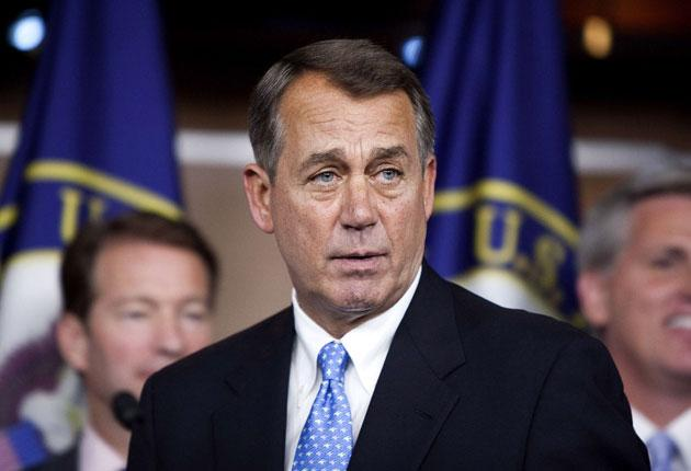 John Boehner is making enemies among the Tea Party movement, whose support helped him land his post as Speaker