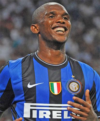The City board is wary about a striker who has minimal sell-on value - but Mancini is a huge fan of Eto'o