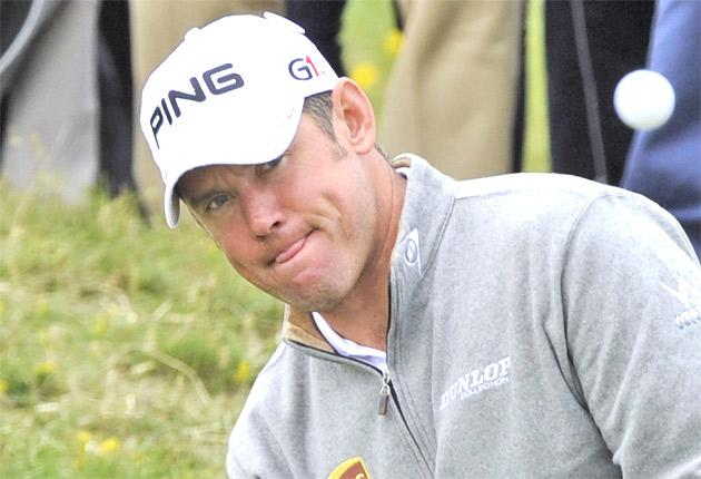 Lee Westwood had previously been dismissive of the idea of employing sports psychologists to improve his game